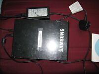 Samsung External DVD - RW . Writemaster SE- S224