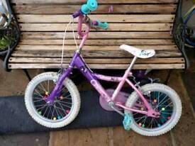 Girls bike Moxie Girlz good condition