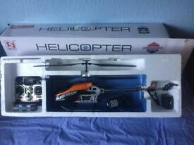 Radio controlled gyro copter