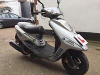 2008 Yamaha Vity 125cc scooter learner legal 125 cc. Has 1 year MOT.
