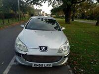 2005 Peugeot 407 2.0 HDi X-Line 4dr Fully HPI Clear Good Runner 1 year MOT @07896137985@