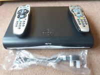 Sky+ HD Box - 500GB + 2 Remote Controls and Power Cable
