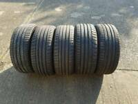 225/45/17 Car tyres