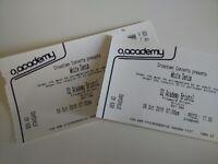 £25! 2 x White Denim tickets for this Saturday (8th October) @ Bristol Academy
