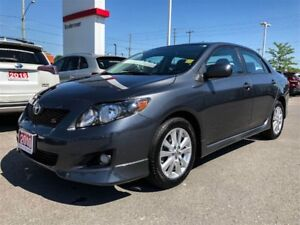 2010 Toyota Corolla SPORT+LEATHER!