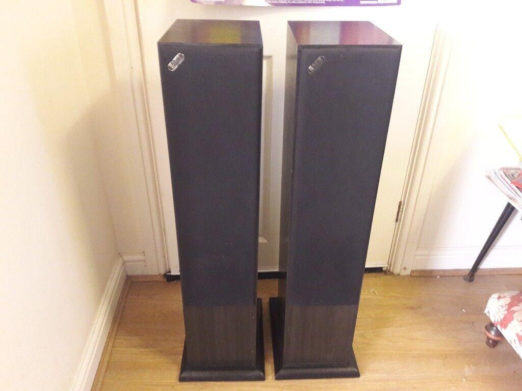 Acoustic energy ae109 floorstanding speakers
