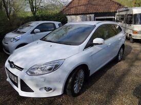 Ford Focus Estate Titanium X - Great Condition