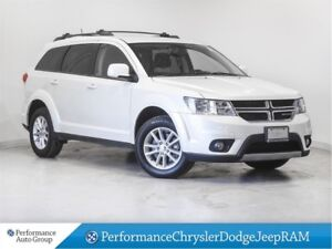 2017 Dodge Journey SXT * Bluetooth * One Owner Trade in * 7 Pass