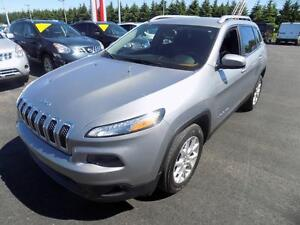 Jeep Cherokee North 2014 FWD Gris