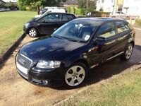 2005 Audi A3 TDI Quattro 4WD 3-door manual