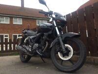 Generic worx 125cc heated grips tidy learner bike all works mot jan tax jan insured to ride away