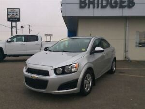 2012 Chevrolet Sonic LS**Low Km's-Priced right**