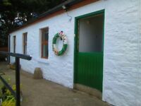Self catering holiday cottage Newcastle Co Down. 4star Tourist Board approved