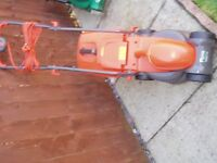 flymo rollermow used once