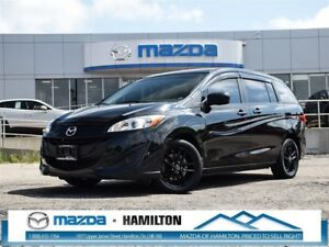 2016 Mazda MAZDA5 GS Keyless Entry, Bluetooth, Alloy Wheels