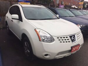 2010 Nissan Rogue All-Wheel Drive Aux Input All PWR Opts EXTRA C