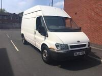 2006 ford transit 2.4tddi 100ps t350 9 months mot ply lined