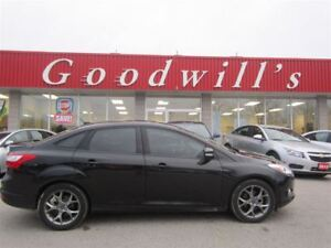 2013 Ford Focus SE! BLUETOOTH! LOW KM! WELL OILED!