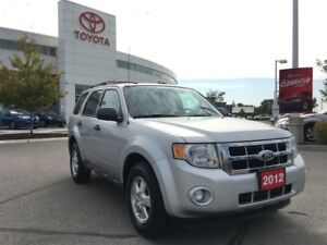 2012 Ford Escape XLT - 4 New Tires, Powerful V6, Leather, Moonro
