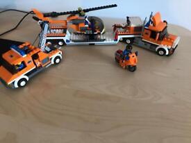 Lego City Recovery vehicles