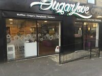 Business For Sale - SugarLove Ice Cream & Dessert Parlour