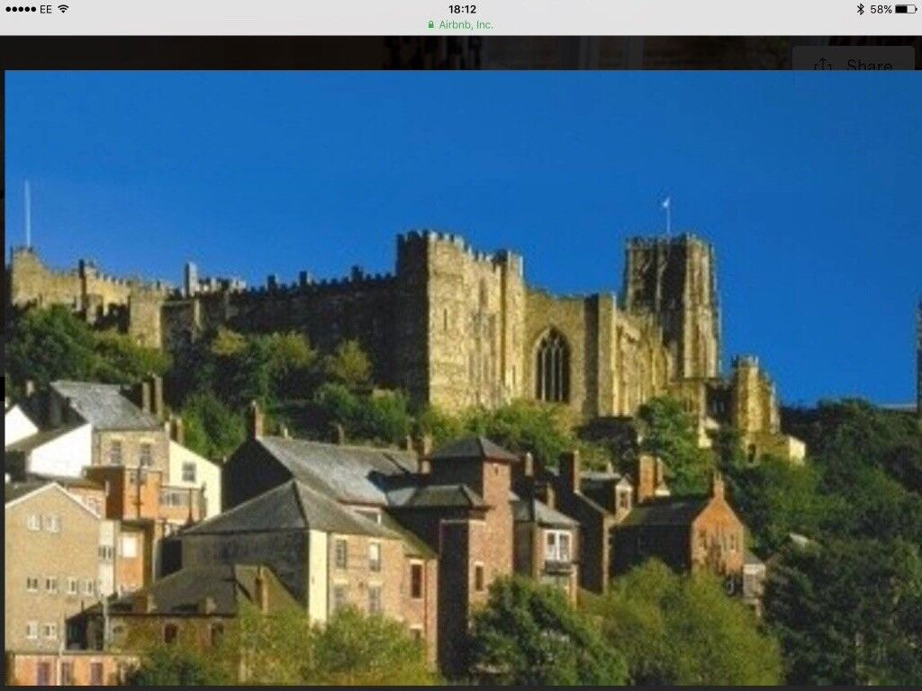 Spacious Central Apartment In Durham City Centre In Durham County