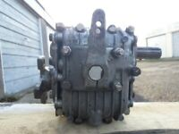 hearth boat gearbox