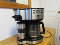 Switch Filter Coffee Maker - Make coffee-shop quality cups at home for a fraction of the price.