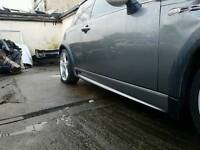 BMW MINI JCW COOPER WORKS SIDE SKIRTS DRIVER PASSENGER SIDE R53 R54 CAN POST ANYWHERE WITHIN U.K
