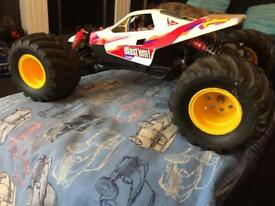 Tamiya MadBull Rc Buggy Great Condition. RTR Comes With Everything. Bargain Price..