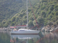 Boat/Yacht Share - Sigma 33 - Southern Comfort in Greece