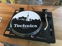 WANTED - Technics 1210 MK2 Turntables - Technics 1200 MK2 MK3 M5G ANY CONDITION