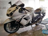 Kawasaki ZZR1400 Special Edition 1352cc