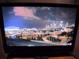 TV PLASMA Panasonic Viera 42 INCH HDMI TH-42PX70B FREEVIEW