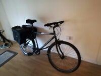 "Challenge Crusade 26"" Hybrid Bike"