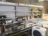 Freebies commercial catering equipment shop refrigeration grab & go fridge