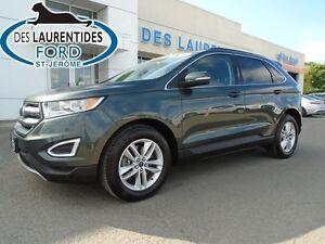 2015 Ford Edge SEL AWD/CERTIFIÉ/Garantie 10ans*