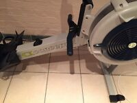 Concept 2 Model D Rowing Machine with PM5 Monitor