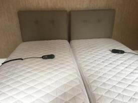 One or Two 3ft adjustable single bed - BRAND NEW!