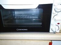 MINI OVEN GRILL BY COOKWARE NEW AND UNUSED