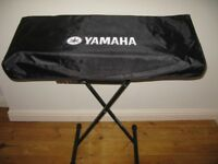 YAMAHA KEYBOARD PSR620 WITH STAND, COVER AND POWER SUPPLY