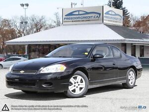 2007 Chevrolet Monte Carlo LS LOADED MONTE CARLO