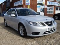 Saab 9-3 1.9 TiD Airflow 4dr immaculate condition