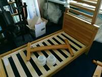 Cot Bed - MORE STUFF INCLUDED!