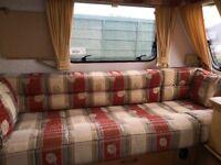 Caravan seats