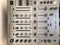 Pioneer DJM-600 (DJM600) (DJM 600) Mixer Excellent Condition