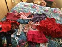 18-24 months girls clothing bundle all good condition from pet and smoke free home