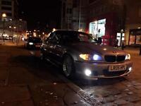 BMW E46 CONVERTIBLE MINT BBS LOWERED NOT AUDI MERCEDES VW HONDA