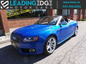 2011 Audi S5 3.0 Cabriolet, Navi, Dynamic Package