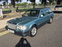 MERCEDES 300TE, ESTATE, 1992, (J REG), 3.0 PETROL, STRAIGHT 6, AUTOMATIC, FOR SALE